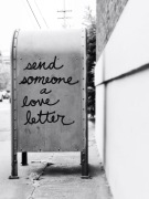 write someone a love letter