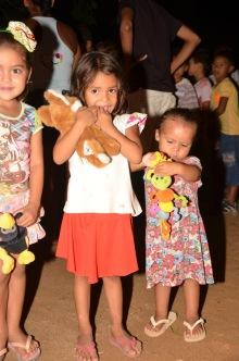 Kids from Vista Alegre